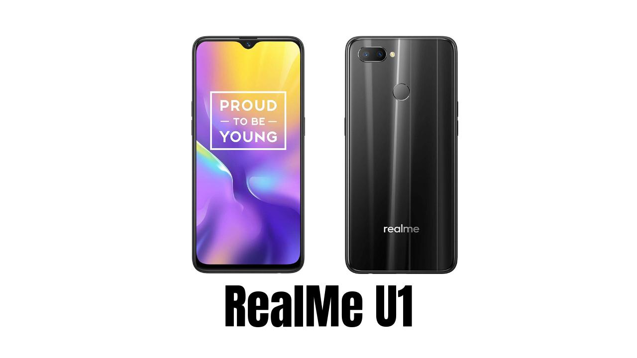 Photo of RealMe U1 Price, Specifications, Camera, World's 1st Helio P70 AI Processor in Hindi