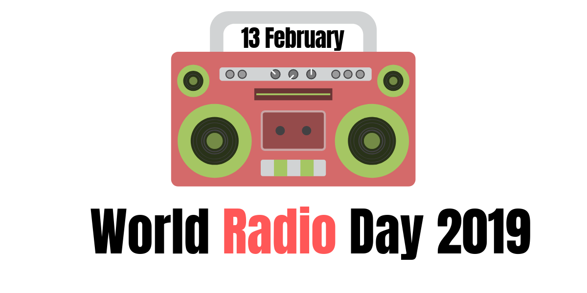 Photo of World Radio Day-2019