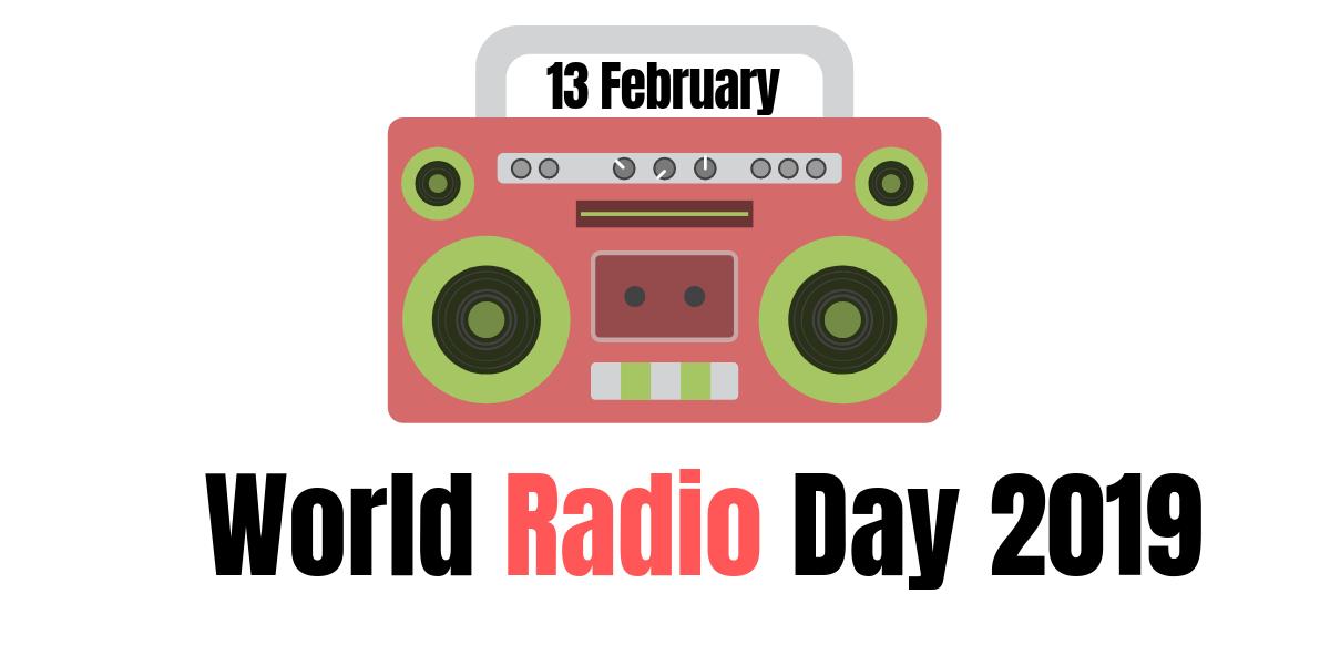 Photo of World Radio Day-2019