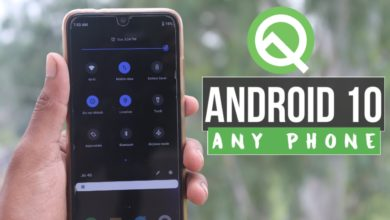How to Change Notification Panel into NEW Android Q10 Notification Panel Essay to Use No ROOT