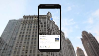 Photo of Google Lens
