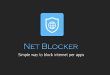 Net Blocker App
