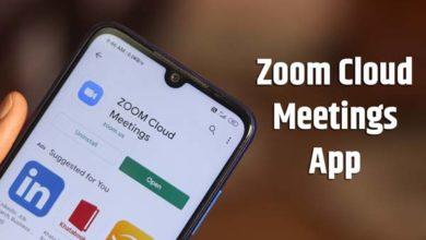 Photo of ZOOM Cloud Meetings App Download