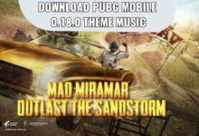 Download PUBG Mobile ringtone for 0.18.0 update