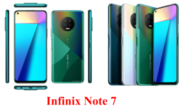 Photo of Infinix Note 7 Launch Date in India and Specifications