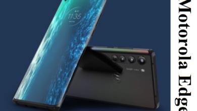 Motorola Edge Price in India