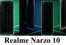 Realme Narzo 10 Specification - Price in India