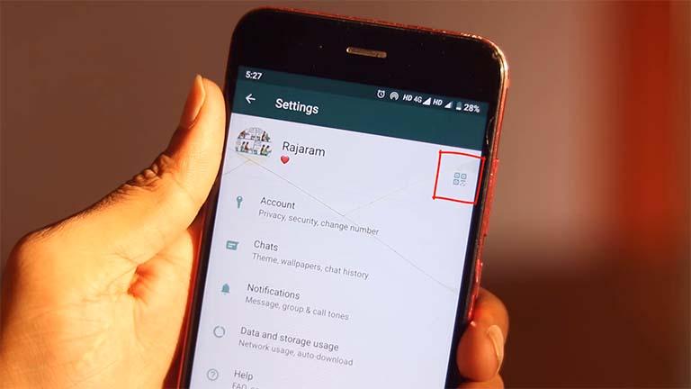 WhatsApp New Update QR Code Kya Hai