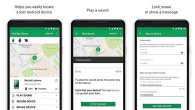 Photo of Find My Device helps you locate your lost Android