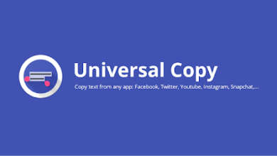Photo of Universal Copy allows you to copy text from Restricted website