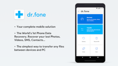 Photo of dr.fone – Recovery & Transfer wirelessly & Backup