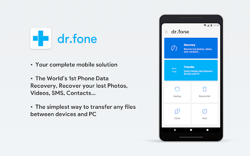Dr Fone Recovery