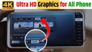 Photo of How to Enable 4K Ultra HD Graphics on PUBG Mobile for Any Smartphone