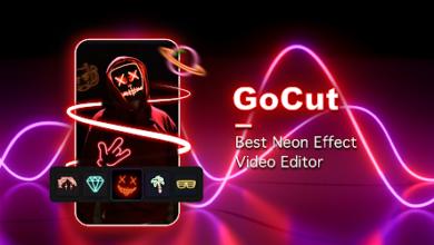 Glowing Video Editor