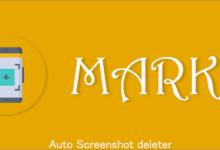 Auto Screenshot deleter