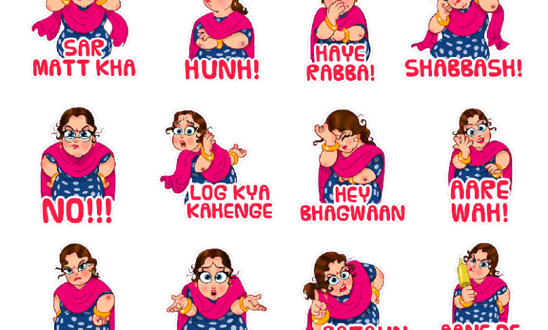 Stickers By Hike | WhatsApp New Stickers App