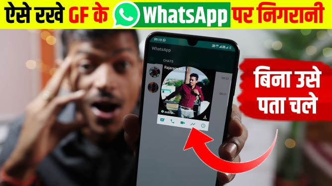 WhatsApp online Tracker free lifetime without subscription