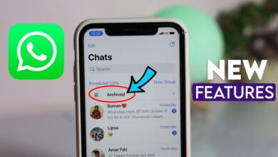 Hide WhatsApp Chat in iPhone