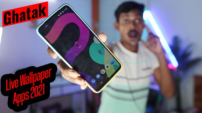 5 Best Ghatak 🙄 Live Wallpaper Apps 2021